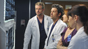 "GREY'S ANATOMY - ""Suddenly"" - A severe car crash involving an entire family results in an all-hands-on situation in the ER, as the eldest daughter is left to make the toughest decision of her life. Meanwhile Teddy, still in the dark about Henry's death, calls upon Cristina to help with her patient in the O.R., and Lexie finds herself working alongside Mark's new girlfriend, Julia, during an eye surgery on Grey's Anatomy, THURSDAY, JANUARY 5 (9:00-10:02 p.m., ET) on the ABC Television Network. (ABC/RICHARD FOREMAN) ERIC DANE, PATRICK DEMPSEY, HOLLEY FAIN, CHYLER LEIGH"