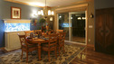 "EXTREME MAKEOVER HOME EDITION - ""Dore Family,"" - Dining Room, on ""Extreme Makeover Home Edition,"" Sunday, January 9th on the ABC Television Network."