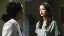GREY'S ANATOMY - &quot;One Step Too Far&quot; - Derek encourages a hesitant Meredith to work with him again in neurology; Jackson's mother, Catherine Avery, returns to Seattle Grace with a urology fellow and develops an interest in Richard; and Cristina becomes increasingly suspicious of Owen's every move. Meanwhile, Alex tries to deny the fact that Morgan may be falling for him, on &quot;Grey's Anatomy,&quot; THURSDAY, MARCH 15 (9:00-10:02 p.m., ET) on the ABC Television Network.  (ABC/VIVIAN ZINK) SANDRA OH, SUMMER GLAU