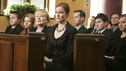 DESPERATE HOUSEWIVES - The Van de Kamps at Rex's funeral - (ABC/VIVIAN ZINK) SHAWN PYFROM, JOY LAUREN, SHIRLEY KNIGHT, MARCIA CROSS