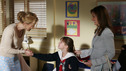"DESPERATE HOUSEWIVES -""THERE WON'T BE TRUMPETS"" - (ABC/RON TOM) FELICITY HUFFMAN, ARIA WALLACE, MARLEE MATLIN"