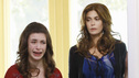 DESPERATE HOUSEWIVES - &quot;What's the Good of Being Good&quot; - Bree's life continues to spiral as her alcohol consumption rises -- as does her lust for men; Lynette goes out on her first date since separating with Tom -- with Renee's hairdresser; Alejandro's current wife suspects foul play is afoot and has a confrontation with Susan; Gaby discovers that Alejandro's step-daughter was also abused by this wretched man; and Ben has special plans in store for Renee, on &quot;Desperate Housewives,&quot; SUNDAY, JANUARY 22 (9:00-10:01 p.m., ET) on the ABC Television Network. (ABC/RON TOM) DANIELA BOBADILLA, TERI HATCHER
