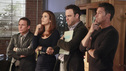 "PRIVATE PRACTICE - ""If I Hadn't Forgotten..."" - Charlotte's painful memories of a horrible tragedy are triggered as Amelia continues her downward spiral; Addison takes one step closer to motherhood when she finally chooses a sperm donor; Cooper faces a difficult decision when he realizes his patient's parents have been drugging their son in an effort to control his supposed ADHD; and Pete's trust issues prevent him from repairing his fragile relationship with Violet, on ""Private Practice,"" THURSDAY, NOVEMBER 3 (10:02-11:00 p.m., ET) on the ABC Television Network. (ABC/RICHARD CARTWRIGHT) BRIAN BENBEN, KATE WALSH, PAUL ADELSTEIN, TIM DALY"