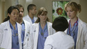 100297_0628 -- COMPLICATIONS - &quot;PILOT&quot; (ABC/RICHARD CARTWRIGHT) SANDRA OH, T.R. KNIGHT, ELLEN POMPEO, CHANDRA WILSON, KATHERINE HEIGL