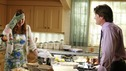 "DESPERATE HOUSEWIVES - ""Smiles of a Summer Night"" - Orson tries to figure out what's gotten Bree so upset - SUNDAY, OCTOBER 7 (9:00-10:01 p.m., ET) on the ABC Television Network. (ABC/RON TOM) MARCIA CROSS, KYLE MACLACHLAN"