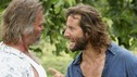 "LOST - ""The Economist"" - Locke's hostage may be the key to getting off the island, so Sayid and Kate go in search of their fellow castaway in an attempt to negotiate a peaceful deal, on ""Lost,"" THURSDAY, FEBRUARY 14 (9:00-10:02 p.m., ET) on the ABC Television Network. (ABC/MARIO PEREZ) JEFF FAHEY, HENRY IAN CUSICK"