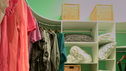 EXTREME MAKEOVER HOME EDITION - &quot;Dickinson Family,&quot; - Closet Picture, on  &quot;Extreme Makeover Home Edition,&quot; Sunday, May 1st    (8:00-9:00 p.m.  ET/PT) on the ABC Television Network.