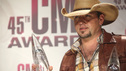 "THE 45th ANNUAL CMA AWARDS - GENERAL - ""The 45th Annual CMA Awards"" broadcast live on ABC from the Bridgestone Arena in Nashville on WEDNESDAY, NOVEMBER 9 (8:00-11:00 p.m., ET). (ABC/SARA KAUSS) JASON ALDEAN"