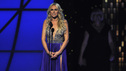 "THE 45th ANNUAL CMA AWARDS - THEATRE - ""The 45th Annual CMA Awards"" broadcast live on ABC from the Bridgestone Arena in Nashville on WEDNESDAY, NOVEMBER 9 (8:00-11:00 p.m., ET). (ABC/KATHERINE BOMBOY-THORNTON)LAURA BELL BUNDY"