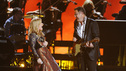"THE 46TH ANNUAL CMA AWARDS - THEATRE - ""The 46th Annual CMA Awards"" airs live THURSDAY, NOVEMBER 1 (8:00-11:00 p.m., ET) on ABC live from the Bridgestone Arena in Nashville, Tennessee. (ABC/KATHERINE BOMBOY-THORNTON) KELLY CLARKSON, VINCE GILL"
