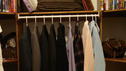 "EXTREME MAKEOVER HOME EDITION - ""Miller Family,"" - Closet, on ""Extreme Makeover Home Edition,"" Sunday, November 4th on the ABC Television Network."