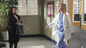 GREY'S ANATOMY - &quot;Sleeping Monster&quot; - Bailey finds herself at the center of a CDC investigation surrounding the death of several of her patients, as Jackson and the rest of the board members argue over how to address the crisis with the public. Meanwhile, Cristina teases Alex about his unspoken feelings for Jo, and Owen continues to take special care of Ethan as the condition of his parents remains uncertain, on &quot;Grey's Anatomy,&quot; THURSDAY, APRIL 25 (9:00-10:02 p.m., ET) on the ABC Television Network. (ABC/Richard Cartwright) CHANDRA WILSON, TESSA FERRER