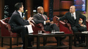 SHARK TANK - &quot;Episode 202&quot; - Season Two of &quot;Shark Tank&quot; promises to make TV history with the Sharks offering over $10 million in investment deals to bankroll a creative array of innovative entrepreneurs. This season, high tech billionaire entrepreneur Mark Cuban and successful comedian and self-made businessman Jeff Foxworthy jump into the Tank to appear separately in the show's nine episodes. The Season Premiere, &quot;Episode 202,&quot; airs FRIDAY, MARCH 25 (8:00-9:00 p.m., ET) on ABC. (ABC/CRAIG SJODIN) MARK CUBAN, DAYMOND JOHN, KEVIN O'LEARY