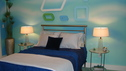 "EXTREME MAKEOVER HOME EDITION - ""Oatman-Gaitan Family"" - Boy's Bedroom, on ""Extreme Makeover Home Edition,"" Sunday, May 20th on the ABC Television Network."