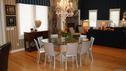 "EXTREME MAKEOVER HOME EDITION - ""Kadzis Family,"" - Dining Room, on ""Extreme Makeover Home Edition,"" Sunday, April 12th on the ABC Television Network."