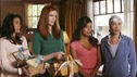 "DESPERATE HOUSEWIVES - ""Sunday"" - The housewives convene. APRIL 13 (9:00-10:02 p.m., ET) on the ABC Television Network.  (ABC/DANNY FELD) TERI HATCHER, MARCIA CROSS, EVA LONGORIA PARKER, FELICITY HUFFMAN"
