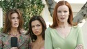 As we near the end of a memorable journey down Wisteria Lane, relive the events that led us to the current entanglements of our favorite Desperate Housewives. We're summarizing each season with galleries of photos accompanied by brief recaps of just what went down on the Lane. Check out this Season 2 tribute; then keep an eye out for a follow-up Season 2 Flashback Quiz. Enjoy!