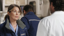 "GREY'S ANATOMY - ""Dark Was the Night"" - Teddy puts her husband's life in the hands of her peers when Henry is sent to the OR for surgery and she's called away on another case; Meredith and Derek receive the long-awaited news about Zola; Callie and Jackson come under fire when their patient experiences post-surgery complications; and Meredith and Alex are involved in a life-threatening situation when they travel to a neighboring hospital to tend to a sick newborn, on Grey's Anatomy, THURSDAY, NOVEMBER 10 (9:00-10:02 p.m., ET) on the ABC Television Network. (ABC/JORDIN ALTHAUS) ELLEN POMPEO"