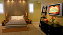 "EXTREME MAKEOVER HOME EDITION - ""Broadbent Family,"" - Master Bedroom, on ""Extreme Makeover Home Edition,"" Sunday, December 12th on the ABC Television Network."