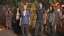 "LOST - ""Cabin Fever"" - Locke is enlightened as to the whereabouts of Jacob's cabin, and life aboard the freighter becomes perilous, on ""Lost,"" THURSDAY, MAY 8 (10:02-11:00 p.m., ET) on the ABC Television Network. (ABC/MARIO PEREZ) YUNJIN KIM, DANIEL DAE KIM, ELIZABETH MITCHELL, MATTHEW FOX, EVANGELINE LILY"