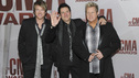 "THE 45th ANNUAL CMA AWARDS - RED CARPET ARRIVALS - ""The 45th Annual CMA Awards"" will broadcast live on ABC from the Bridgestone Arena in Nashville on WEDNESDAY, NOVEMBER 9 (8:00-11:00 p.m., ET). (ABC/JASON KEMPIN)RASCAL FLATTS"