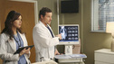 "GREY'S ANATOMY - ""Hard Bargain"" - As the hospital spirals closer to financial ruin, Owen must make some tough decisions, which includes foregoing an expensive surgery that could save the life of a child. Meanwhile, Alex and Jo work together to save the life of an infant, and April asks Jackson for dating advice, on ""Grey's Anatomy,"" THURSDAY, FEBRUARY 14 (9:00-10:02 p.m., ET) on the ABC Television Network. (ABC/RICHARD CARTWRIGHT) CAMILLA LUDDINGTON, JUSTIN CHAMBERS, DANIELLE BISUTTI"