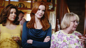 "DESPERATE HOUSEWIVES - ""Crime Doesn't Pay"" - Gaby, Bree and Mrs. McCluskey."
