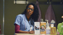 "GREY'S ANATOMY - ""Perfect Storm"" - Grey Sloan Memorial Hospital enters crisis mode as the storm rages, resources become scarce and patients flood in by the busload. Meanwhile, one of the doctors fights for their life, on the Season Finale of ""Grey's Anatomy,"" THURSDAY, MAY 16 (9:00-10:02 p.m., ET) on the ABC Television Network. (ABC/Eric McCandless) JERRIKA HINTON"