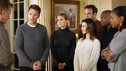 PRIVATE PRACTICE - &quot;Home Again&quot; - After tragedy strikes the Montgomery family, Addison goes home to Connecticut and Sam and her friends decide to join her. Meanwhile, Sheldon and Violet clash when Sheldon's death row patient confesses to a crime that his wife, one of Violet's patients, believes he didn't commit, on &quot;Private Practice,&quot; THURSDAY, FEBRUARY 17 (10:01-11:00 p.m., ET) on the ABC Television Network. (ABC/JORDIN ALTHAUS) STEPHEN COLLINS, TIM DALY, KADEE STRICKLAND, PAUL ADELSTEIN, CATERINA SCORSONE, TAYE DIGGS, AUDRA MCDONALD