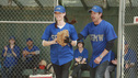 "GREY'S ANATOMY - ""Put Me In, Coach"" - Owen stresses teamwork and moves his leadership role over to the baseball field when he signs the doctors up for a baseball league, pitting them against their biggest competition, Seattle Presbyterian; Lexie tries to hide her jealous rage when she sees Mark with a new woman, but her emotions get the better of her; Alex fights to keep Zola at Seattle Grace after it is suggested that she be moved to another hospital due to a conflict of interest with Meredith and Derek; and Richard scolds Meredith and Bailey for their feud, on Grey's Anatomy, THURSDAY, OCTOBER 27 (9:00-10:02 p.m., ET) on the ABC Television Network. (ABC/RICHARD CARTWRIGHT) SARAH DREW, JESSE WILLIAMS, CHYLER LEIGH, PATRICK DEMPSEY"
