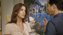 "PRIVATE PRACTICE - ""Breaking the Rules"" - The Oceanside Wellness doctors interview potential replacements for Naomi, including Jake Reilly, and no one understands Addison's resistance to hiring him; Cooper breaks the law and crosses his wife, Charlotte, in an effort to get cord blood for a young, sick patient; and Pete directs his post-heart attack frustrations towards Violet, on ""Private Practice,"" THURSDAY, OCTOBER 6 (10:02-11:00 p.m., ET) on the ABC Television Network. (ABC/MICHAEL DESMOND) KATE WALSH, BENJAMIN BRATT"