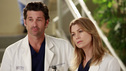 "GREY'S ANATOMY - ""Love Turns You Upside Down"" - The new batch of interns find themselves involved in all the drama at Seattle Grace: Meredith asks Heather to go above and beyond to help fix Derek's hand; Cristina starts a healthy competition between Stephanie and Leah, which inadvertently leads to a medical emergency for Cristina's patient; Alex sees Jo in a new light as they work to save a baby's life, and April teaches Shane a valuable lesson during ""lumps and bumps"" duty, on ""Grey's Anatomy,"" THURSDAY, DECEMBER 6 (9:00-10:02 p.m., ET) on the ABC Television Network. (ABC/RON TOM) PATRICK DEMPSEY, ELLEN POMPEO"