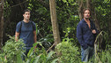 "LOST - ""What They Died For"" - While Locke devises a new strategy, Jack's group searches for Desmond, on ""Lost,"" TUESDAY, MAY 18 (9:00-10:02 p.m., ET) on the ABC Television Network. (ABC/MARIO PEREZ) MATTHEW FOX, JOSH HOLLOWAY"