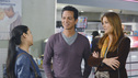 "PRIVATE PRACTICE - ""The World According to Jake"" - Upon hearing that he must meet with Henry's social worker during a home visit, Jake fears that an incident in his past will come to light. Meanwhile, Addison becomes skeptical of Jake's needy patient and James continues to pursue Amelia, on ""Private Practice,"" WEDNESDAY, NOVEMBER 21 (10:00-11:00 p.m., ET) on the ABC Television Network. (ABC/ERIC MCCANDLESS) EMILY RIOS, BENJAMIN BRATT, KATE WALSH"