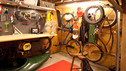 "EXTREME MAKEOVER HOME EDITION - ""Marshall-Spreier Family,"" - Garage  Picture, on ""Extreme Makeover Home Edition,"" Sunday, November 7th    (8:00-9:00 p.m. ET/PT) on the ABC Television Network."