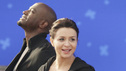 "PRIVATE PRACTICE - ""True Colors"" - Addison, Pete and the team treat an illegal immigrant facing deportation who self-induces her pregnancy so that her child will be a U.S. citizen; Cooper and Violet work with a young girl who has gender identity disorder - and with her parents -- and Violet wants to continue therapy with Pete before they begin dating again, on Private Practice, TUESDAY, MAY 1 (10:01-11:00 p.m., ET) on the ABC Television Network. (ABC/KAREN NEAL) TAYE DIGGS, CATERINA SCORSONE"