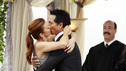 "PRIVATE PRACTICE - ""In Which We Say Goodbye"" - ABC's hit drama ""Private Practice"" will end its run with a special farewell to the beloved doctors of Seaside Health and Wellness. Naomi returns to stand by Addison's side on her wedding day, Cooper struggles with the hardships of being a stay-at-home father, and Violet begins a new project close to her heart, on the Series Finale of ""Private Practice,"" TUESDAY, JANUARY 22 (10:00-11:00 p.m., ET) on the ABC Television Network. (ABC/RON TOM) KATE WALSH, BENJAMIN BRATT, KEVIN KOSTER"