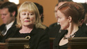 "DESPERATE HOUSEWIVES ""Next"" - Bree and Phyllis give each other the side eye. - (ABC/VIVIAN ZINK) SHIRLEY KNIGHT, MARCIA CROSS"