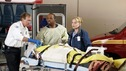 "GREY'S ANATOMY - ""Drowning on Dry Land"" - ""Grey's Anatomy's"" three-episode story arc continues with a part two that will challenge the interns of Seattle Grace -- and ""Grey's"" fans as well -- like never before, THURSDAY, FEBRUARY 15 (9:00-10:01 p.m., ET) on the ABC Television Network. Elizabeth Reaser (Independent Spirit Award nominee for ""Sweet Land"") guest stars as a patient over multiple episodes. (ABC/CRAIG SJODIN) JAMES PICKENS, JR., KATHERINE HEIGL"