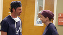 GREY'S ANATOMY - &quot;Readiness is All&quot; - The doctors of Grey Sloan Memorial Hospital prepare for a super storm heading towards Seattle; Owen's desire to be a parent gets stronger as he becomes closer to Ethan; and one wrong move puts the lives of Meredith and her baby in jeopardy. Meanwhile, Jo looks to Alex for help in a moment of crisis, and one doctor gets the shock of her life, on &quot;Grey's Anatomy,&quot; THURSDAY, MAY 9 (9:00-10:02 p.m., ET) on the ABC Television Network. (ABC/Richard Cartwright) PATRICK DEMPSEY, ELLEN POMPEO