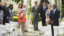 "PRIVATE PRACTICE - ""Take Two"" - Pete and Violet anxiously prepare for their wedding day, but Cooper may have to intervene when emotions and fear of the future run high. Things have taken a surprise turn with Addison and Sam, and Naomi juggles the burden of caring for her daughter and newborn granddaughter and worries about Dink's ability to parent. Despite disagreements and deeply-rooted conflicts, the doctors come together to mourn the loss of their friend, Dell, on the fourth Season Premiere of ""Private Practice,"" THURSDAY, SEPTEMBER 23 (10:01-11:00 p.m., ET) on the ABC Television Network. (ABC/ADAM ROSE) AUDRA MCDONALD, KATE WALSH, PAUL ADELSTEIN, TIM DALY, KADEE STRICKLAND, TAYE DIGGS"