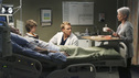 GREY'S ANATOMY - &quot;Readiness is All&quot; - The doctors of Grey Sloan Memorial Hospital prepare for a super storm heading towards Seattle; Owen's desire to be a parent gets stronger as he becomes closer to Ethan; and one wrong move puts the lives of Meredith and her baby in jeopardy. Meanwhile, Jo looks to Alex for help in a moment of crisis, and one doctor gets the shock of her life, on &quot;Grey's Anatomy,&quot; THURSDAY, MAY 9 (9:00-10:02 p.m., ET) on the ABC Television Network. (ABC/Richard Cartwright) MICHAEL BUIE, KYLE SILVERSTEIN, KEVIN MCKIDD, JENNIFER BASSEY