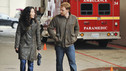 "GREY'S ANATOMY - ""Perfect Little Accident"" - When famous surgeon Dr. Harper Avery is rushed to Seattle Grace-Mercy West, the staff is surprised to discover that one of their own is related to this legend, and his unorthodox request for his surgery causes tensions between Derek and Richard. Meanwhile Callie and Arizona try to help Teddy and Sloan move on from their pasts and find greener pastures, on ""Grey's Anatomy,"" THURSDAY, MARCH 4 (9:00-10:01 p.m., ET) on the ABC Television Network. (ABC/ERIC MCCANDLESS) SANDRA OH, KEVIN MCKIDD"