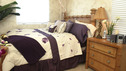 "EXTREME MAKEOVER HOME EDITION - ""Wofford Family,"" - Master Bedroom, on ""Extreme Makeover Home Edition,"" Sunday, September 26th on the ABC Television Network."