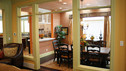 "EXTREME MAKEOVER HOME EDITION - ""Arboleda Family,"" - Dining Room Pictures, on ""Extreme Makeover Home Edition,"" Sunday, October 17th(8:00-9:00 p.m. ET/PT) on the ABC Television Network."