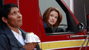 GREY'S ANATOMY - &quot;The Face of Change&quot; - Competition heats up as several of the doctors fight to become the new face of Seattle Grace; April brings in an emergency case, and Jackson and Alex work with a transgender teen couple. Meanwhile, the hospital implements new policies which test the patience of the staff, on &quot;Grey's Anatomy,&quot; THURSDAY, FEBURARY 7 (9:00-10:02 p.m., ET) on the ABC Television Network. (ABC/RON TOM) NICOLE CUMMINS, SARAH DREW