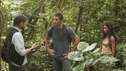 "LOST - ""Confirmed Dead"" - The survivors begin to question the intentions of their supposed rescuers when four strangers arrive on the island, on ""Lost,"" THURSDAY, FEBRUARY 7 (9:00-10:02 p.m., ET) on the ABC Television Network. (ABC/MARIO PEREZ) JEREMY DAVIES, MATTHEW FOX, EVANGELINE LILLY"