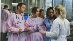 GREY'S ANATOMY - &quot;Perfect Storm&quot; - Grey Sloan Memorial Hospital enters crisis mode as the storm rages, resources become scarce and patients flood in by the busload. Meanwhile, one of the doctors fights for their life, on the Season Finale of &quot;Grey's Anatomy,&quot; THURSDAY, MAY 16 (9:00-10:02 p.m., ET) on the ABC Television Network. (ABC/Eric McCandless) JUSTIN CHAMBERS, CAMILLA LUDDINGTON, JERRIKA HINTON, JESSICA CAPSHAW