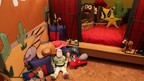 "EXTREME MAKEOVER HOME EDITION - Boy's Bedroom Photo, ""Harris Family,"" on ""Extreme Makeover Home Edition,"" Monday, December 10th (8:00-10:00 p.m. ET/PT) on the ABC Television Network."