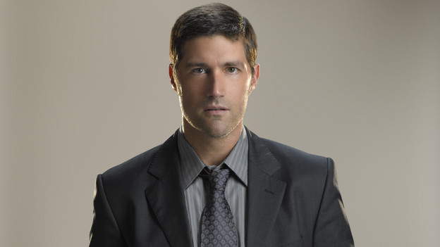 LOST - Matthew Fox stars as Jack on ABC's &quot;Lost.&quot; (ABC/BOB D'AMICO)